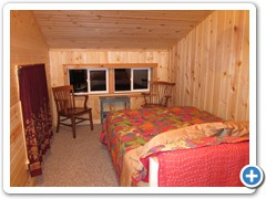 The Lodge - Master Bedroom